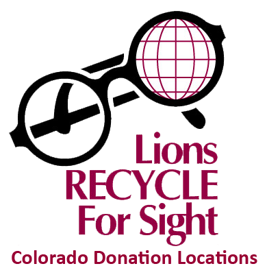 Recycle for Sight Donation Locations